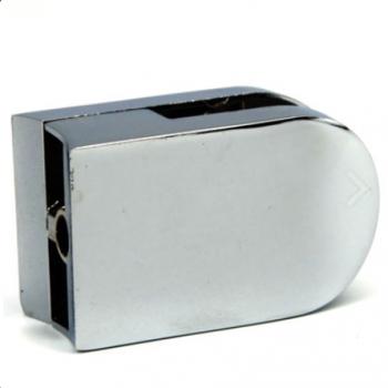 Крепление труба-стекло без сверления,для стекла 8-10 мм