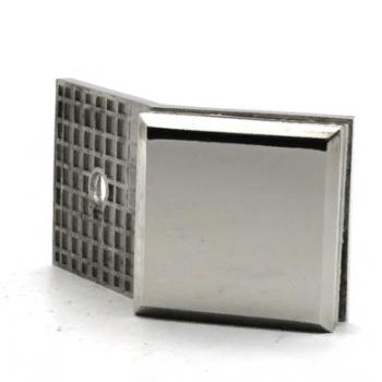 Коннектор стена-стекло 135 гр