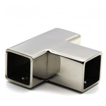 Соединитель труба-труба-труба для штанги 19*19 мм