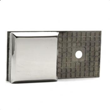 Коннектор стена-стекло 180 гр AISI 304