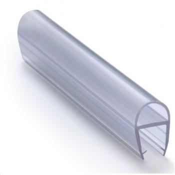 Профиль уплотнительный стекло 10мм 2.2/2,5 метра