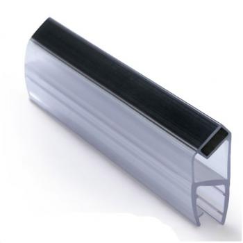 Профиль магнитный стекло 10мм 2.2 метра 90,180,165 гр