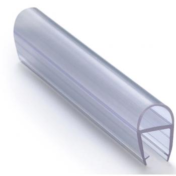 Профиль уплотнительный стекло 8 мм 2.2/2,5 метра