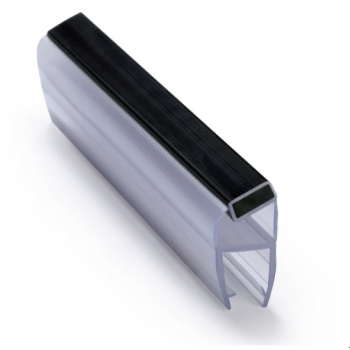 Профиль магнитный стекло 8 мм 2.2 метра 135 гр