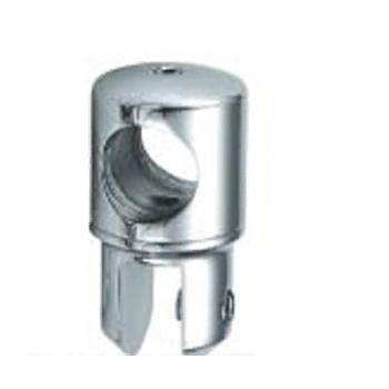 Соединитель труба-стекло для штанги Ø19 мм