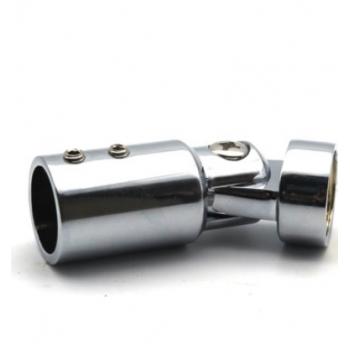 Соединитель стена-труба регулируемый для трубы Ø 19 мм
