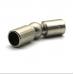 Соединитель труба-труба для штанги Ø19 мм