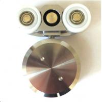 Система «Лаура» для стеклянных раздвижных дверей