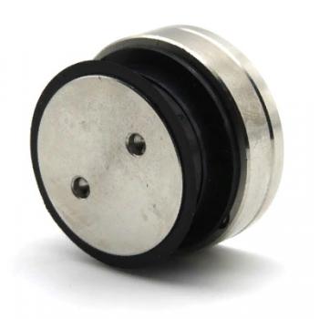 Точечное крепление регулируемое 12,5-14,5 mm (h25,5 мм), под зенковку