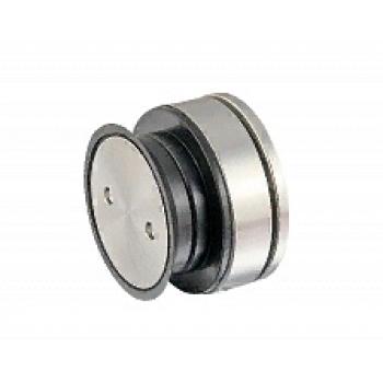 Точечное крепление стена-стекло, регулируемое 12,5-14,5 mm (h25,5 мм), под зенковку