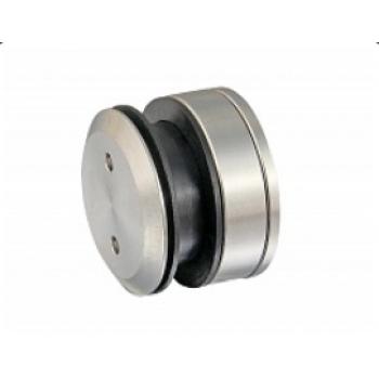 Точечное крепление стена-стекло, регулируемое 12,5-14,5 mm (h25,5 мм),без зенковки