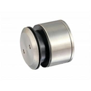 Точечное крепление стена-стекло, регулируемое, без зенковки 22-30 mm (h33,4 мм), без зенковки