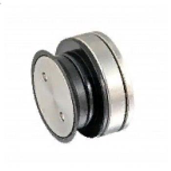 Точечное крепление стена-стекло 6mm (h17 мм), под зенковку