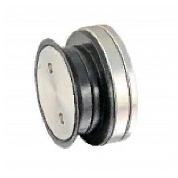 Точечное крепление стена-стекло, регулируемое 8,5-11 mm (h19,5 мм), под зенковку