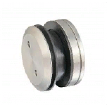 Точечное крепление стена-стекло, регулируемое, без зенковки 8,5-11 mm (h21,5 мм)