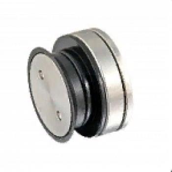 Точечное крепление регулируемое стена-стекло 10,5-12,5 mm (h21.5 мм)