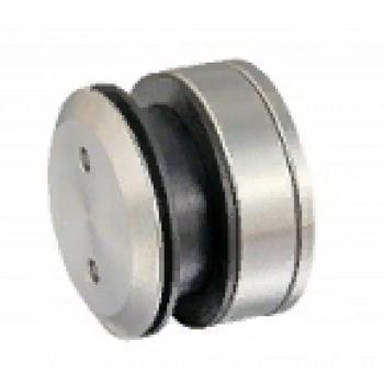 Точечное крепление стена-стекло регулируемое, без зенковки 12,5-14,5 mm (h25,5 мм)