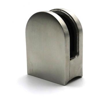 Стеклодержатель литой, для стекла 8-10 мм, на трубу Ø38.1 мм.