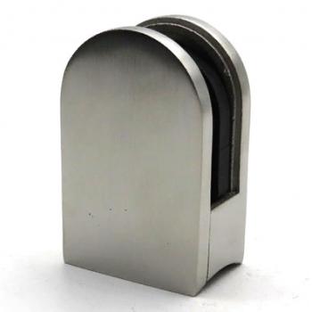 Стеклодержатель литой, для стекла 10-12 мм, на трубу Ø50,8 мм.