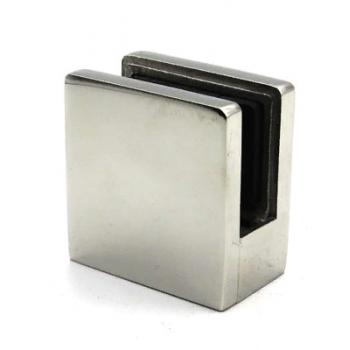 Стеклодержатель квадратный литой 45*46, для стекла 10-12 мм, под плоскость.