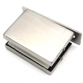 Коннектор стекло-стена с монтажной пластиной