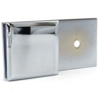 Коннектор стена-стекло 180 гр