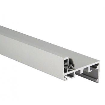 Комплект AL (Z-обр.) дверной коробки с уплотнителем и уголками, L= 6000mm