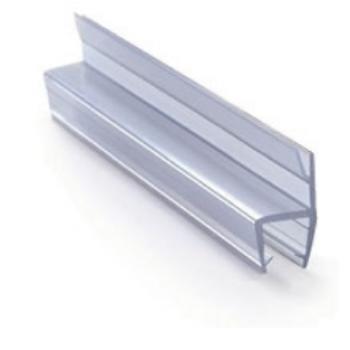 Профиль уплотнительный стекло 6 мм 2.2 метра.