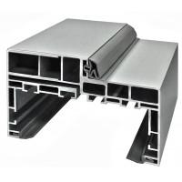 Алюминиевые коробки для стеклянных дверей
